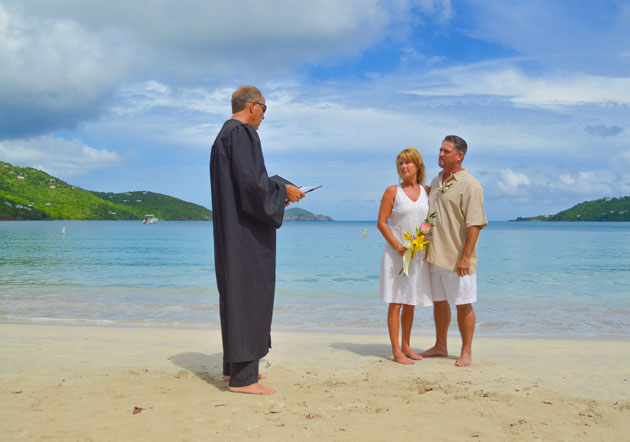 Vow renewal photographers in st. Thomas